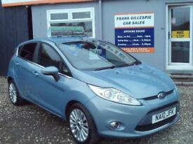 Ford Fiesta 1.6 (120ps) Titanium Hatchback 5d 1596cc