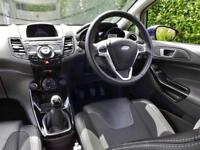 2015 Ford FIESTA 1.6 TDCI TITANIUM X Manual Hatchback