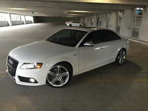 2012 AUDI S4 QUATTRO DSG AWD PRESTIGE SEDAN PRIVATE SALE