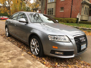 2010 Audi A6 3.0 Premium Edition with S-Line Sport Package