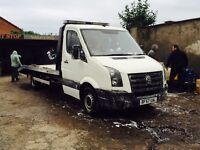 VW CRAFTER 2.5TDI LWB,,,GREAT RUNNER ,, FULL SERVICE HISTORY