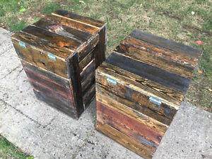 Coffee tables & end tables out of pallet wood Stratford Kitchener Area image 9