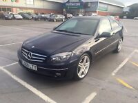 2009 Mercedes CLC 220 Cdi AUTO LEATHER SPORT ALLOYS SERVICE