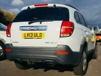 2013 Chevrolet Captiva 2.2 VCDi LT AWD (s/s) 5dr SUV Diesel Manual