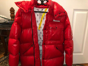 MONCLER GENIUS7 MONCLER FRAGMENT ANTHEM BRAND NEW