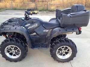 2008 yamaha 700 grizzly