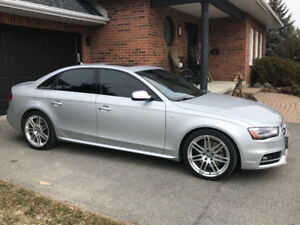 Impressive  2014 AUDI S4    Immaculate Condition
