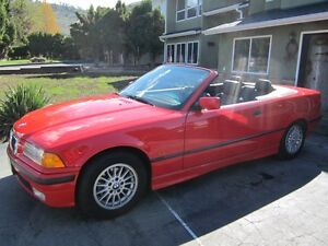 1998 BMW 328i Convertible
