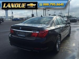 2012 BMW 7 Series 750i   WOW... LOW KMS!!  BEAUTIFUL CAR Windsor Region Ontario image 7