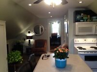 1 bedroom modern apartment located on 2nd floor