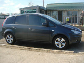 Ford C-MAX 1.6 16v 100 2009.5MY Zetec GUARANTEED CAR FINANCE