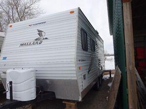 Fantastic family camper, Mallard 180r  18 feet