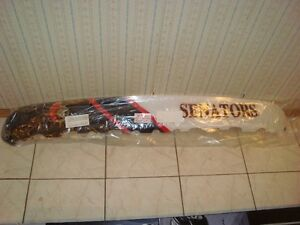 NHL Ottawa Senators hood deflector- brand new