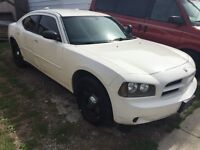 07 charger x-police
