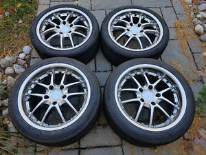 Porsche Cayman Winter tires and rims for sale
