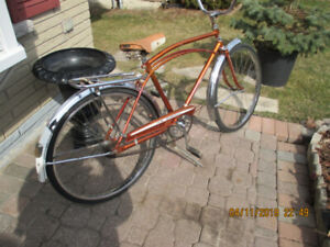 VINTAGE 1967 CCM CATALINA, COOL CRUISER STYLE BIKE,YOUTH SIZE