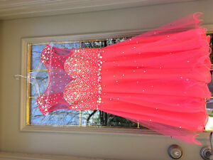 Special Occasion (Grad/Prom) Girls Dress