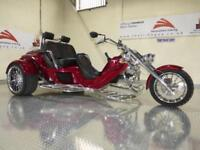 Rewaco RF1 LT3 Luxury Tourer Turbo 3 Seater 1600cc Trike 2010