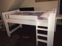 Single bed with memory foam mattress included- GREAT DEAL