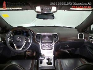 2014 Jeep Grand Cherokee   Used AWD Overland Low Mileage Nav $26 Edmonton Edmonton Area image 10