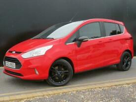 image for 2016 Ford B-MAX 1.4 Zetec Red Edition 5dr MPV Petrol Manual