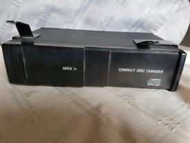 6 disc compact disc changer for fords