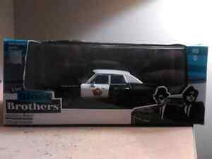Blues brother die cast car  1:43 limited edition