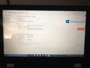 Lenovo Flex 3 Touchscreen Laptop