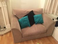 Snuggle Chair Sofa (1.5 Seater) - Excellent Condition