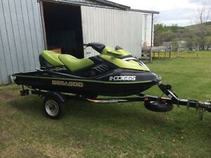 4 - Tec RXT Supercharged SEADOO 215 Hp - 2005