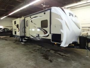 2017 Grand Design Reflection Travel-Trailer 308BHTS