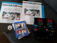 5k Foam Fest Family Pass