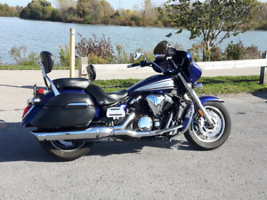 Awesome 2009 Yamaha 1300 Touring for sale