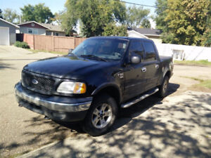 2003 Ford F-150 SuperCrew XLT FX4 Off Road Truck (w/ Fuel Chip)