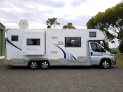 "Jayco ""Optimum"" Motorhome excellent cond. Low kms. Fully optioned Victor Harbor Victor Harbor Area Preview"