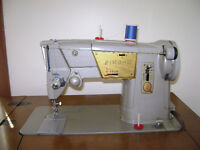 Singer Sewing Machine  328  Zig-zag model