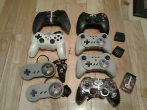 Assorted Video Game Stuff
