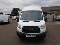 Ford Transit 2.2 Tdci 100Ps H2 Van DIESEL MANUAL WHITE (2014)