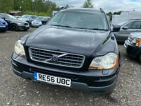 2006 Volvo XC90 2.4 D5 SE Lux Geartronic AWD 5dr SUV Diesel Automatic