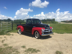 1955 Chevrolet 1300 1/2 ton shortbed Truck for sale