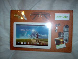 New(still Sealed) Iconia Tab 10