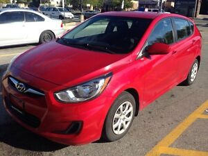 2013 Hyundai Accent 83000 KMS Certy &E Test $7950