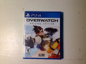 Brand New Overwatch PS4