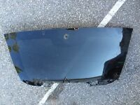 PEUGEOT 206 SW ESTATE BOOT LID TAIL GATE GLASS