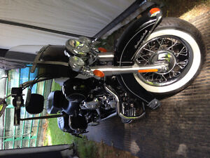 """New Price a Steal""2014 Heritage Softail Classic (Mint)"