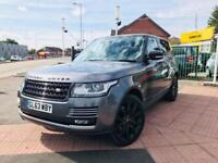 2013 Land Rover Range Rover 4.4 SD V8 Vogue SUV 5dr Diesel Automatic 4X4