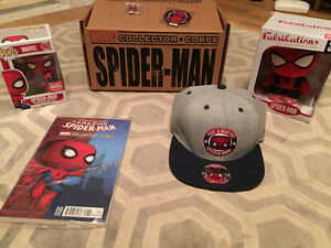 Collectors Corps - Spider-Man collector box