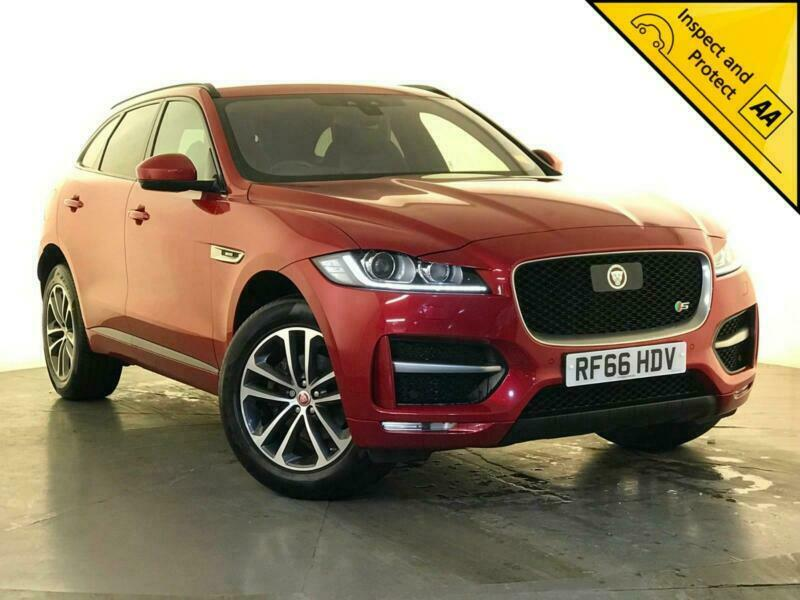 Jaguar F Pace R Sport Awd D Automatic Diesel Estate 1 Owner Service History In Hinckley Leicestershire Gumtree
