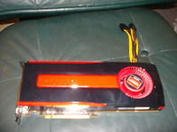 * REDUCED *      AMD Radeon HD 7950 - 3 GB of Dedicated Memory