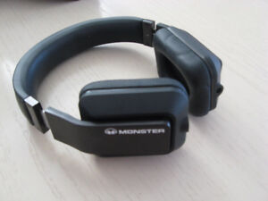 Monster Inspiration Headphones - Hardly Used